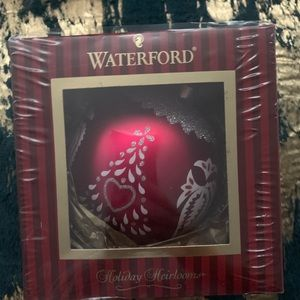 Waterford Holiday Christmas Ornament